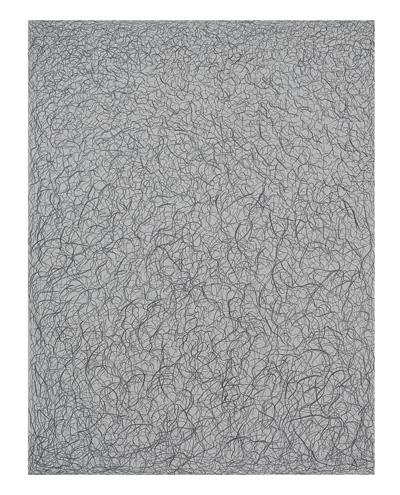 Bleistift | Graphit | Papier | 115x81